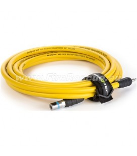 DELIVERY HOSE 8 BAR / 10 M (V-COUPLINGS)