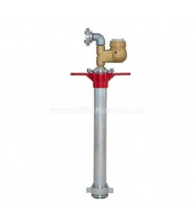 STANDPIPE FOR UNDERGROUND HYDRANT WITH WATER METER - DN80