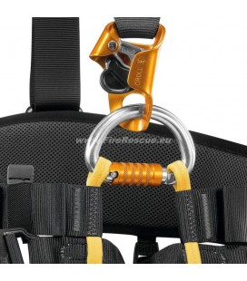 PETZL FALCON ASCENT SEAT HARNESS FOR RESCUE OPERATIONS